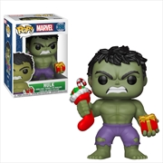 Hulk - Hulk w/Stocking Pop!
