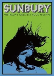 Sunbury: Australia's Greatest Rock Festival | Hardback Book