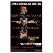 James Bond-Goldfinger - Excitement