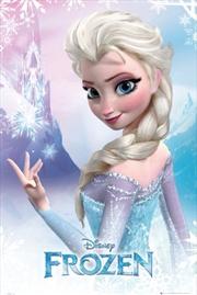 Frozen - Elsa Foil | Merchandise