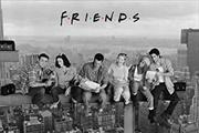 Friends- Lunch On A Sky Scraper