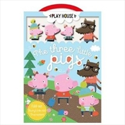 Three Little Pigs | Hardback Book