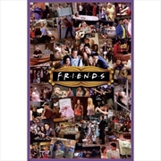 Friends - Collage