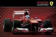 Ferrari - F1 Alonso 2013