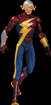 DC Comics - Earth 2 The Flash (Jay Garrick) Action Figure | Merchandise