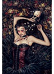 Vic. Frances Skullgirl Pstr | Merchandise