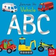 Vehicles ABC   Hardback Book