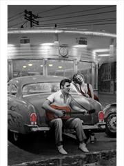 Elvis & Marylin W Car