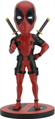 Deadpool - Deadpool Classic Head Knocker