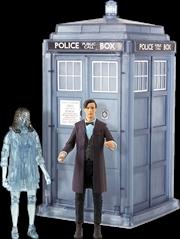 "Doctor Who - 3.75"" Hide Action Figure Collector Set | Merchandise"