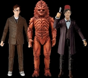 Doctor Who - Day of the Doctor Action Figure Set | Merchandise