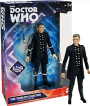 Doctor Who - Twelfth Doctor in Polka Dot Shirt Action Figure | Merchandise