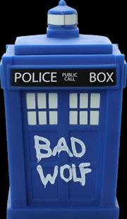 "Doctor Who - Bad Wolf TARDIS Titans 6.5"" Vinyl Figure | Merchandise"