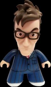 "Doctor Who - Tenth Doctor Titans 4.5"" Vinyl Figure   Merchandise"