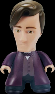 "Doctor Who - Eleventh Doctor (S7 Costume) Titans 6.5"" Vinyl Figure | Merchandise"