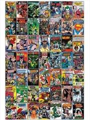 DC Comics - Comics Cover