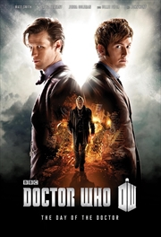 Doctor Who - Day Of The Doctor