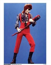 David Bowie Poster | Merchandise