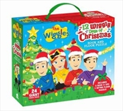 Wiggles 12 Wiggly Days of Christmas: Book and Floor Puzzle | Hardback Book