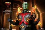Supergirl - Martian Manhunter Deluxe 1:8 Scale Action Figure