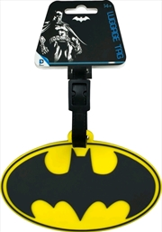 Batman - Logo Luggage Tag | Miscellaneous