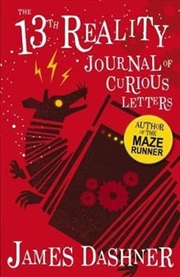 Journal of Curious Letters: The 13th Reality | Paperback Book