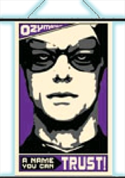 Watchmen - Wall Scroll Ozymandias Pop Art | Merchandise