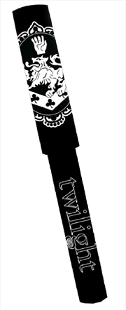 Twilight - Barrel Pen (Crest)