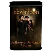 The Twilight Saga: New Moon - Adhesive Bandages In Tin | Miscellaneous