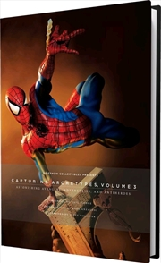 Sideshow - Capturing Archetypes Art Book Volume 3 | Books