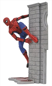 Spider-Man: Homecoming - Spider-Man PVC Diorama