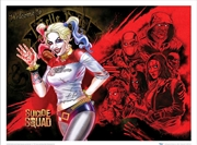 Suicide Squad - Harley's Heroes Art Print | Collectable
