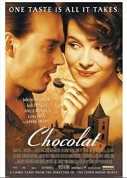Chocolat - One Sheet