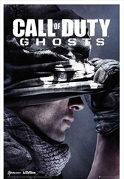 Call Of Duty Ghosts Poster