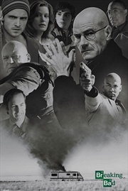 Breaking Bad Tornado Poster | Merchandise
