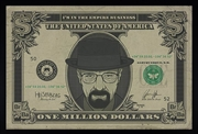 Breaking Bad Note Poster