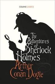 Adventures Of Sherlock Holmes   Paperback Book