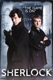 Sherlockoor Poster | Merchandise