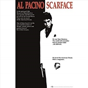Scarface – Black & White | Merchandise