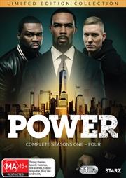Power - Season 1-4