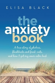 Anxiety Book | Paperback Book