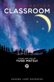 Assassination Classroom, Vol. 21 | Paperback Book