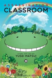 Assassination Classroom, Vol. 20 | Paperback Book