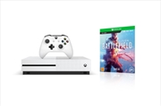 Xbox One Console S 1TB with Battlefield V Deluxe Edition