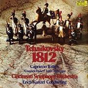 Tchaikovsky: 1812erich Kunzel