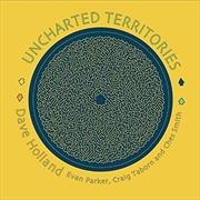 Uncharted Territories   CD