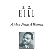 A Man Needs A Woman | CD