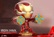 Avengers 3: Infinity War - Iron Man Mark L Power Mallet Cosbaby