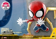 Avengers 3: Infinity War - Iron Spider Dual Web Shooting Cosbaby
