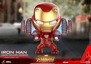 Avengers 3: Infinity War - Iron Man Mark L Nano Canon Cosbaby